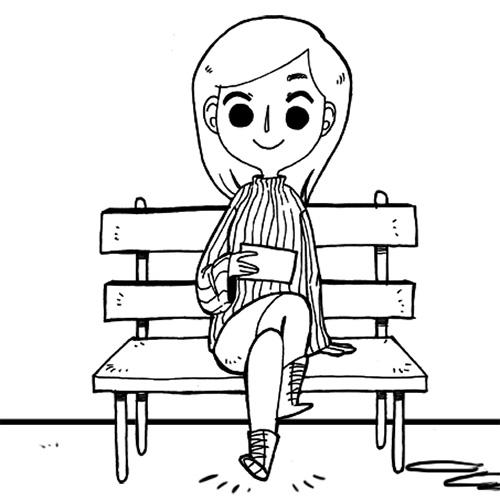 Vorschaubild Comic Collab 78 zum Thema Warten