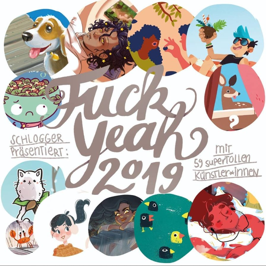FUCK YEAH 2019 – Kalender