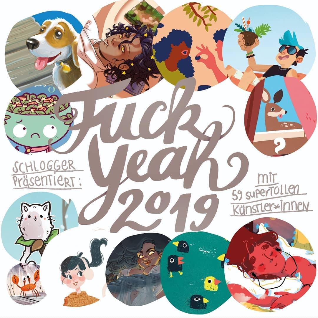 Fuck Yeah 2019 Kalender