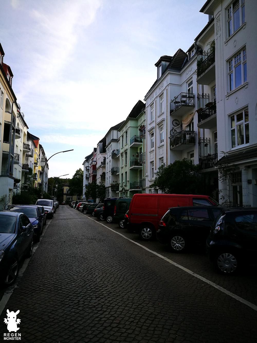 Regenmonster Hamburg