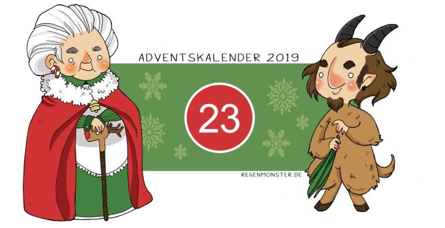 Adventskalender 2019 – 23. Türchen