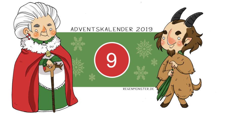 Adventskalender 2019 – 9. Türchen
